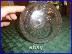 Baccarat Crystal Piccadilly Wine Decanter & Stopper 10 Whiskey France Vintage