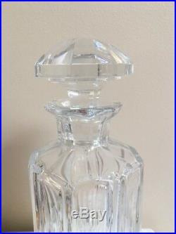 Beautiful Waterford Vintage Eileen Hexagonal Spirits Whiskey Decanter EUC