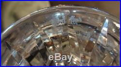 Rare VINTAGE Waterford Crystal MASTER CUTTER Decanter 13 MADE IN IRELAND