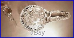 VINTAGE Waterford Crystal PERIOD PIECE (1960's) Prestige Claret Decanter 11.25