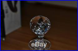 Vintage / Antique Cut Crystal Decanter with Stopper