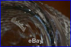 Vintage Mint Waterford Ireland Colleen Spirit Decanter Old Gothic Mark Perfect