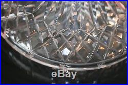 Vintage Waterford Crystal Lismore Ships Decanter with Stopper