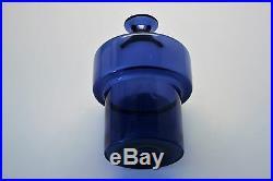 Vintage decanter bottle, Iittala, Timo Sarpaneva, Design Glassware, Finland