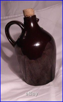 Vintage decanter set dead mans poison and skull glasses