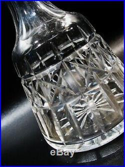 Vtg WATERFORD Crystal Ireland KYLEMORE Decanter